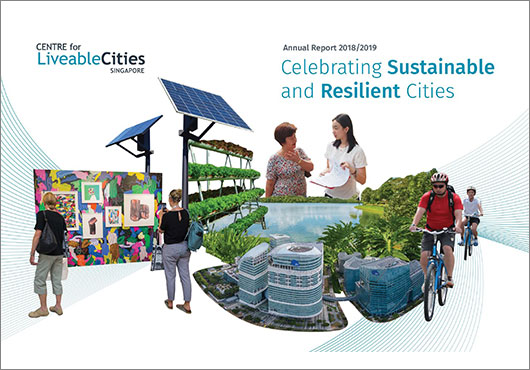 Annual Report 2018-2019: Celebrating Sustainable and Resilient Cities