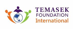 Temasek Foundation International logo