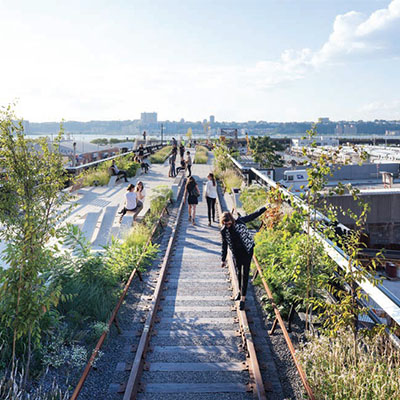 BC Highlights 201805 What Makes Urban Design Work_The High Line in New York City