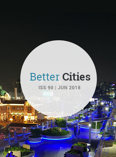 Better Cities Issue 90 Cover