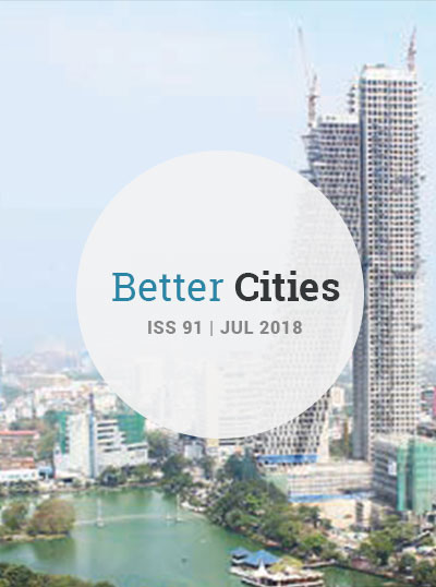 Better Cities Issue 91 Cover