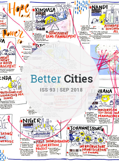 Better Cities Issue 93 Cover