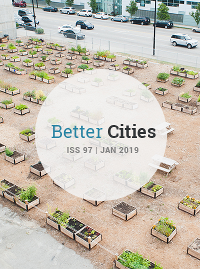 Better Cities Issue 97 Cover