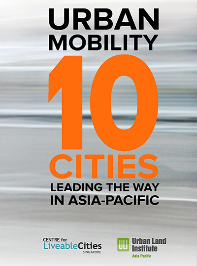 Urban Mobility 10 Cities Leading the Way cover