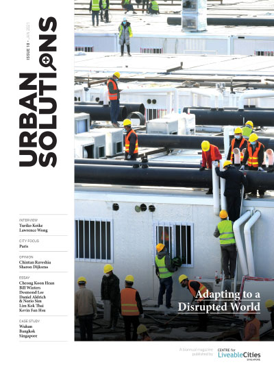 Urban Solutions Issue 18