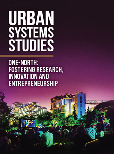 book cover of uss one-north: Fostering Research, Innovation and Entrepreneurship